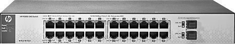 (switch) PS1810-24G Коммутатор (switch) HP PS1810-24G (J9834A) J9834A