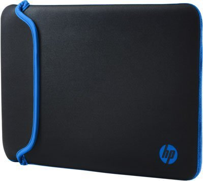 Чехол для ноутбука HP Neoprene Sleeve Black/Blue (V5C21AA)