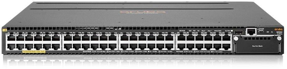 Hewlett-Packard HP JL074A Aruba 3810M, 48G, PoE+ 1-slot