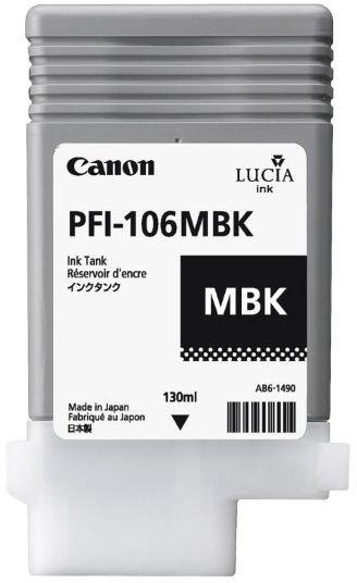 Canon Картридж Canon PFI-106MBK (6620B001)