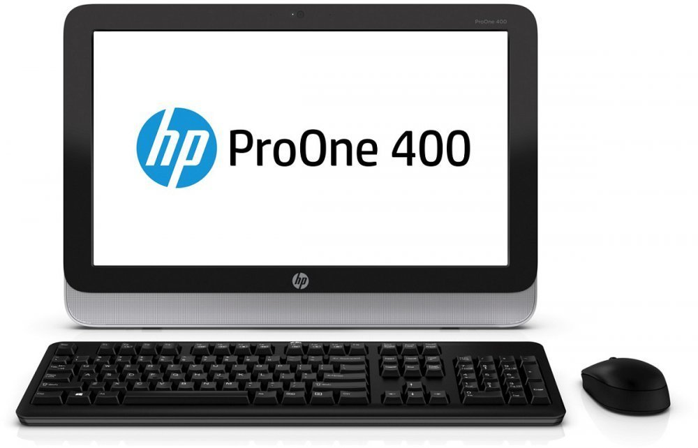 Моноблок HP ProOne 400 G1 (D5U18EA)