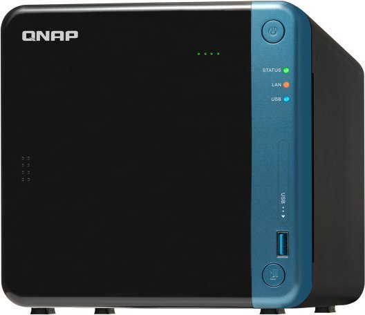 QNAP Сетевое хранилище (NAS) QNAP TS-453Be-2G