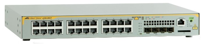 Allied Telesis Коммутатор (switch) Allied Telesis AT-X230-28GT (AT-X230-28GT-50)