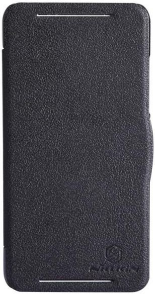 Чехол Nillkin Fresh Series Leather Case для HTC Desire 700/7088 Black