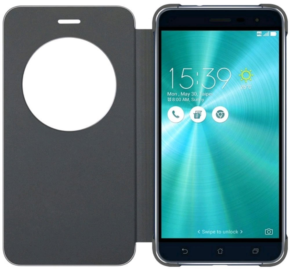 Чехол ASUS View Flip Cover Black