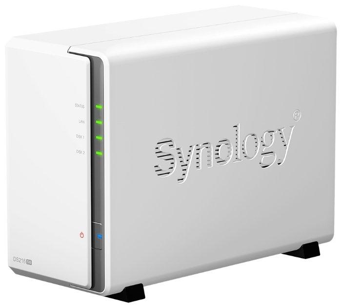 (NAS) DS216se Сетевое хранилище (NAS) Synology DS216se DS216se