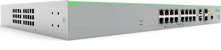 Allied Telesis Коммутатор (switch) Allied Telesis AT-FS980M/18PS (AT-FS980M/18PS-50)