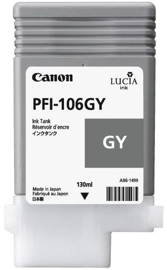 Canon Картридж Canon PFI-106GY (6630B001)