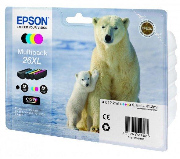 Epson Картридж Epson C13T26364010