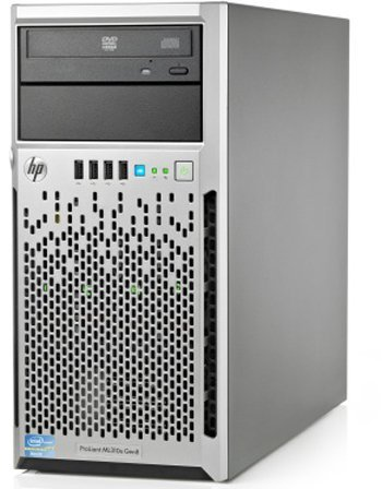 Фото Сервер HP Proliant ML310e G8 (686144-425) интернет магазина Бриго