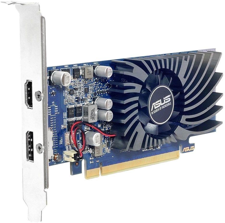 Купить Asus GeForce GT 1030 GT1030-2G-BRK