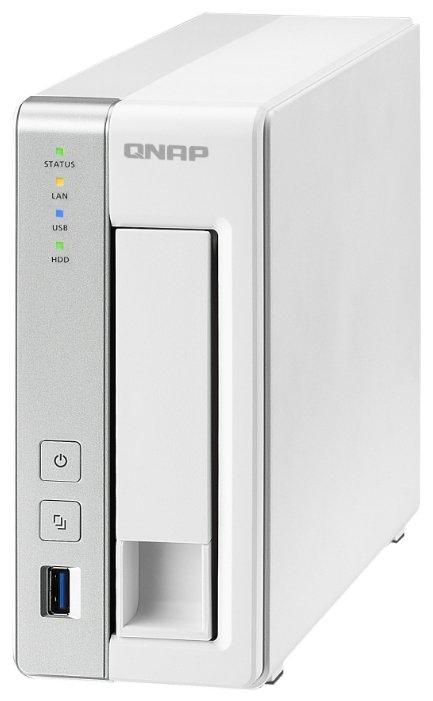 (NAS) TS-131P Сетевое хранилище (NAS) QNAP TS-131P TS-131P