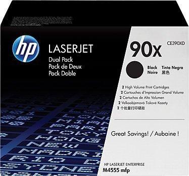 Hewlett-Packard Картридж HP CE390XD (№90X)