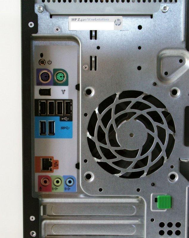HP Z420 Workstation driver dvd