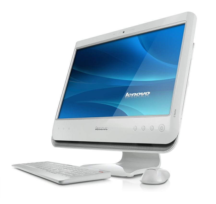 Моноблок Lenovo IdeaCentre C205 White (57-301421)