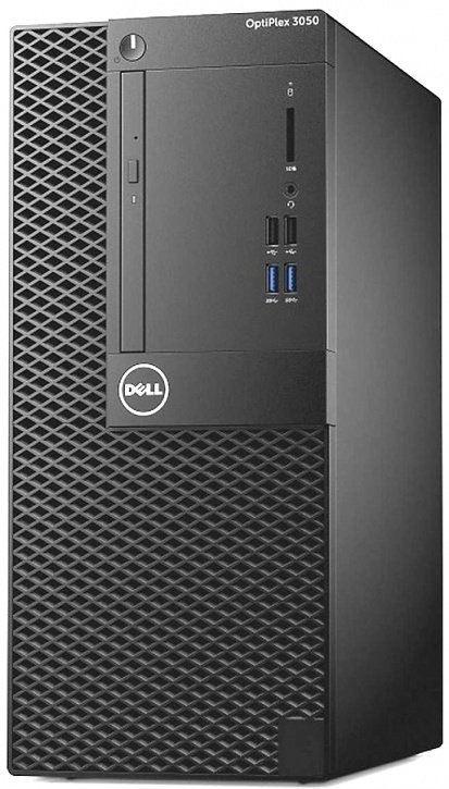 Dell Настольный компьютер Dell OptiPlex 3050 MT (3050-6324) (3050-6324)