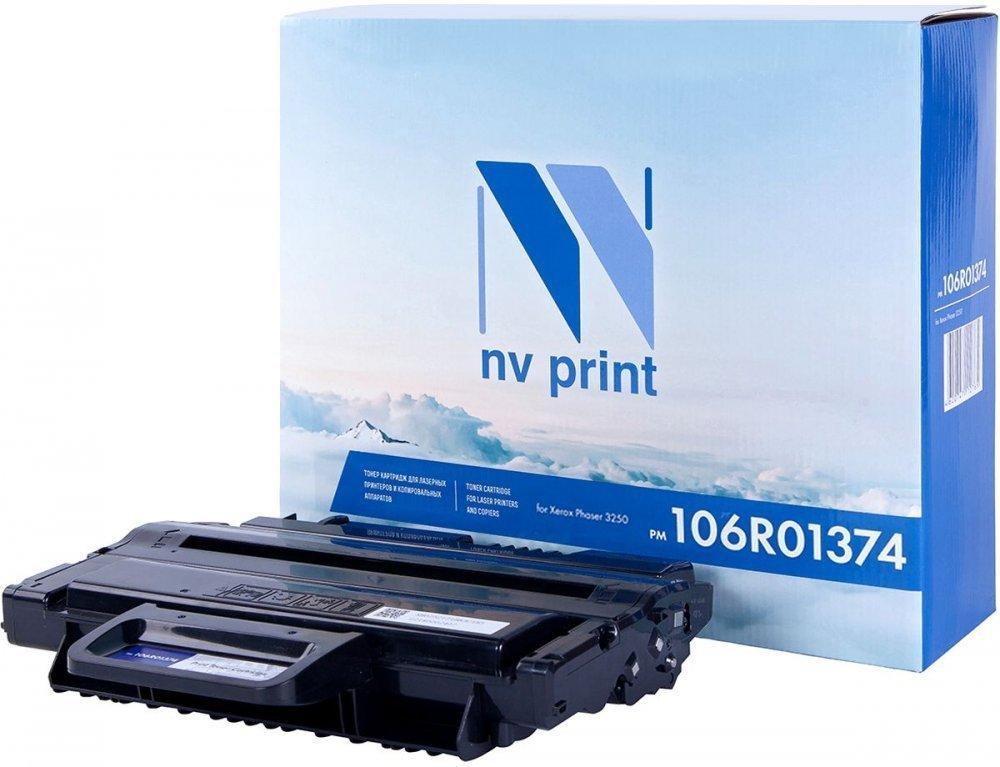 NV Print Картридж NV Print 106R01374 Black