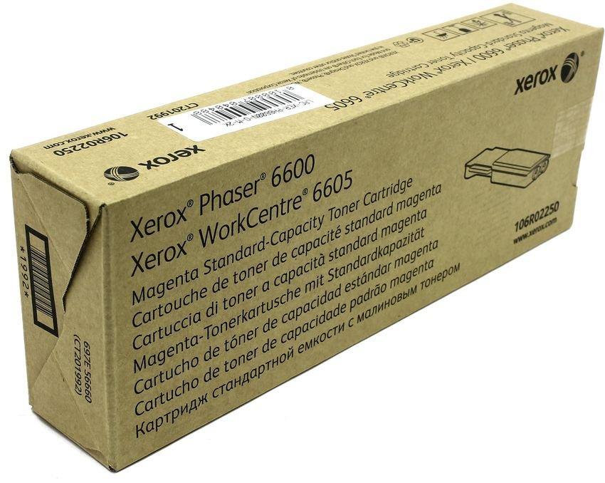 Xerox Картридж Xerox 106R02250