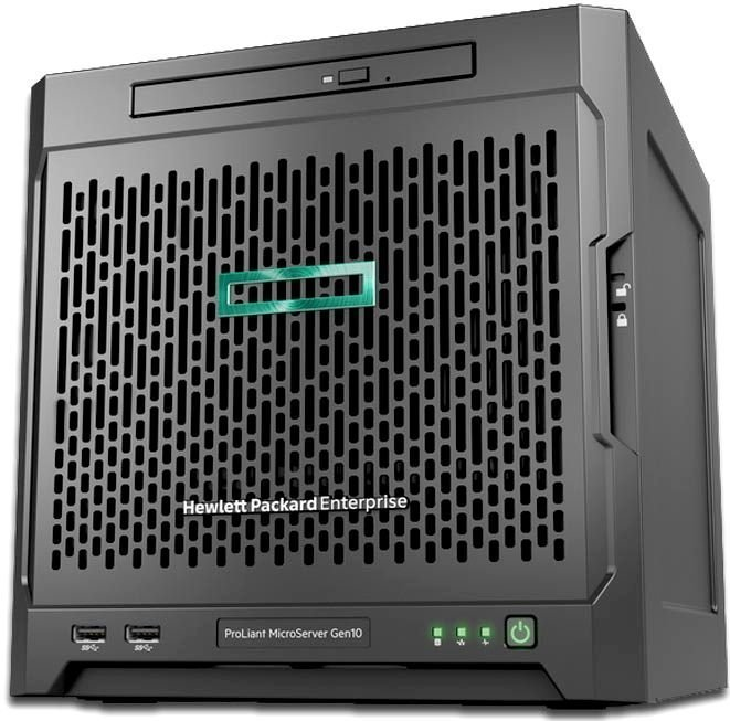 Сервер HP Proliant MicroServer Gen10 (873830-421)
