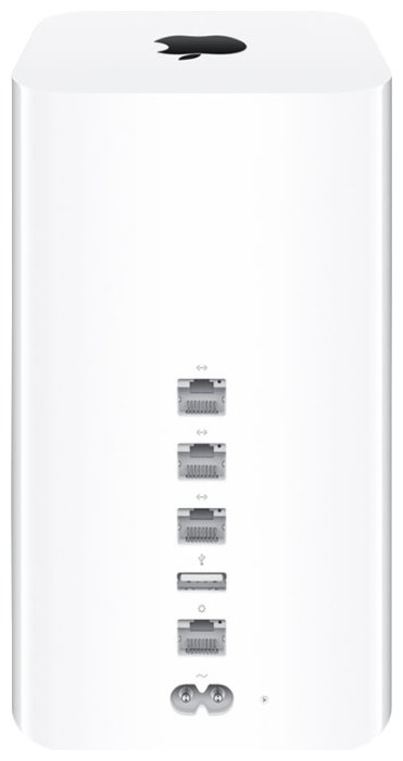 Wi-Fi точка доступа Apple AirPort Extreme (ME918RU/A)