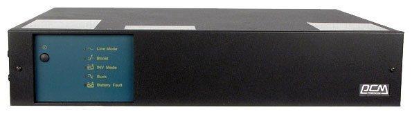 PowerCom ИБП Powercom KIN-3000AP RM (3U) (KRM-3000-6G0-244P)