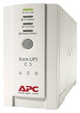 BK650EI Back-UPS CS 650VA ИБП APC BK650EI Back-UPS CS 650VA BK650EI