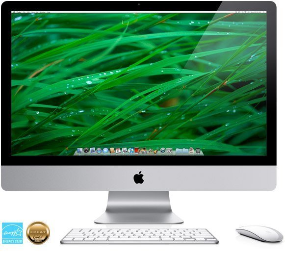 Моноблок  Apple iMac (MB952RS/A)