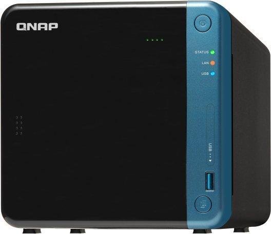 QNAP Сетевое хранилище (NAS) QNAP TS-453Be-4G