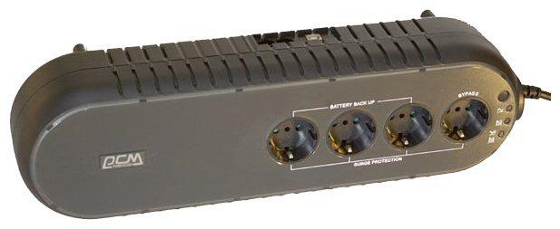 PowerCom ИБП Powercom WOW-850U (WOW-850A-6GG-2440)