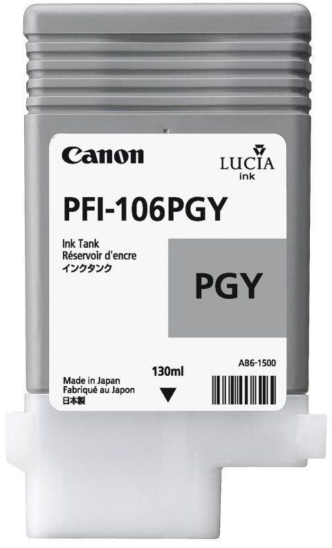 Canon Картридж Canon PFI-106PGY (6631B001)